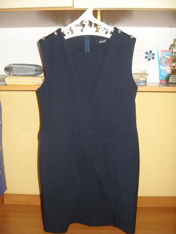 Школьный сарафан, блузки, юбки, брюки, р. 140-146