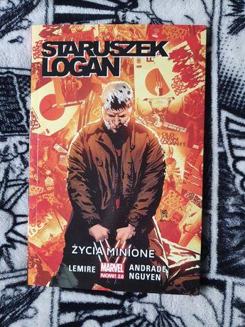 Staruszek Logan tom 6