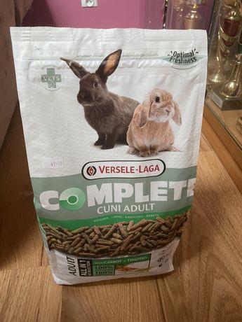 Granulat dla królika verse laga