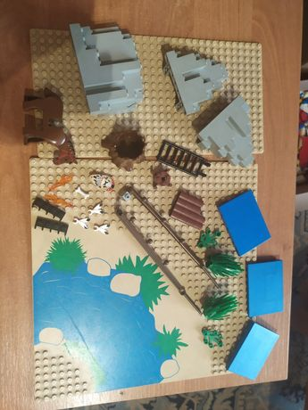 Lego 6766 stare western