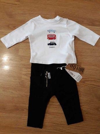 Штани і кофта для хлопчика