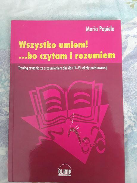 Wszystko umiem bo czytam i rozumiem Maria Popiela Olimp