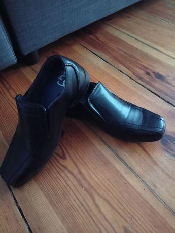 Buty komunia 36 ubrane tylko do fotografa elegandzkie