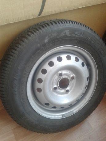 Запасное колесо запаска Ланос