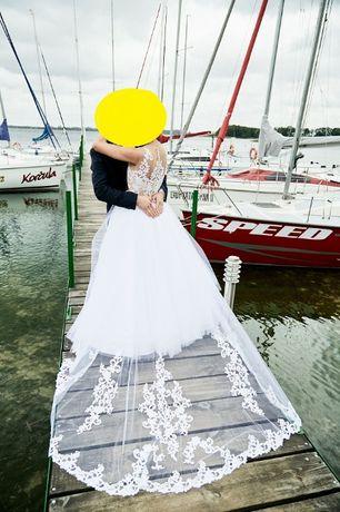 Suknia Ślubna Piękna BUTY GRATIS