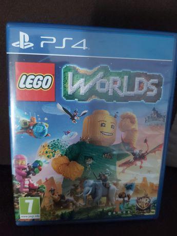 Gra Lego Worlds wersja Polska