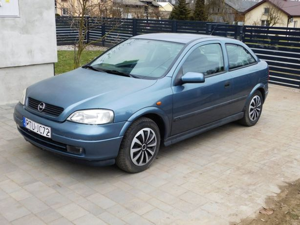 Opel Astra G 1.6 16v lpg