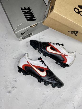 Nike CTR 40/40,5 (25/25,5 см) бутсы копы копки копочки буцы бампы найк