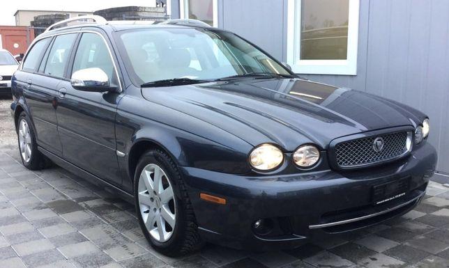 Jaguar X - Type 2.2 diesel