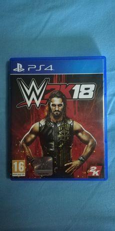 """Jogo para a PS4 """"WWE 2K18"""" (portes grátis)"""