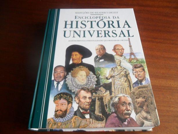 """""""Enciclopédia da História Universal"""" de Vários"""
