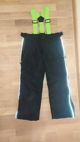 Spodnie narciarskie 116 cool club chłopiec chłopięce