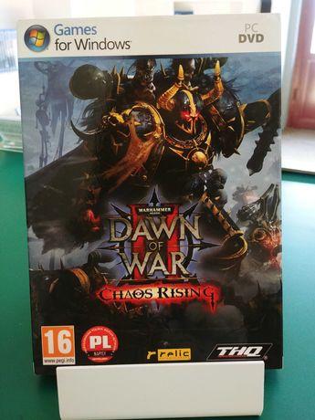 Warhammer Dawn of War Chaos Rising PL PC