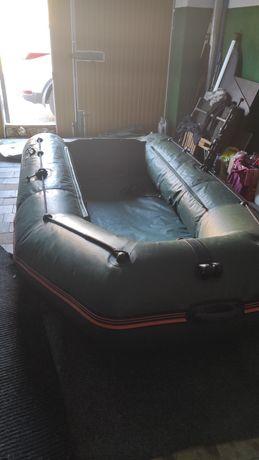Лодка колибри 300 с мотором