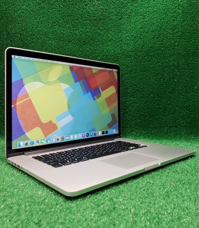 ХИТ ПРОДАЖ! Ноутбук MacBook Pro 15 MJLT2 2015 i7/16GB/512/M370X, 2GB