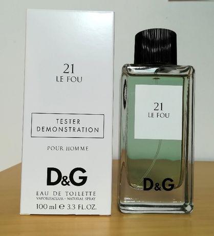 Dolce & Gabbana Anthology 21 Le Fou 100 edt