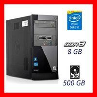 Компьютер HP/Core i7-3770 4ядра/8GB DDR3/500GB HDD/GeForce GTX 750 Ti