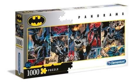 Nowe puzzle Panorama Batman 1000
