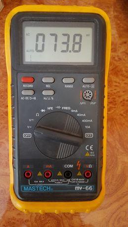 Мультиметр  mastech  my 66