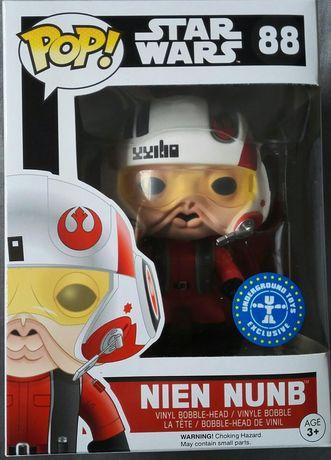 """STAR WARS"" NIEN NUMB figurka Funko POP! Vinyl USA Exclusive"