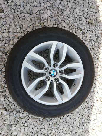 """Koła BMW X3 17"""" 7,5J ET 32 225/60/17 Zima"""