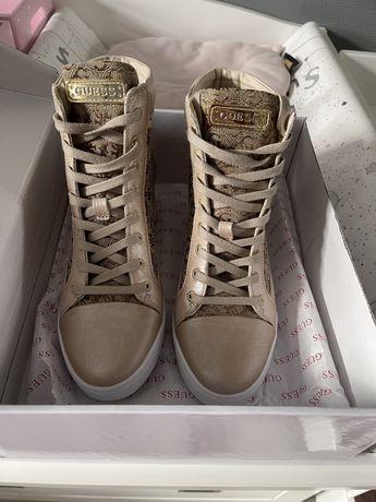 Sneakersy guess rozmiar 39 stan idealny