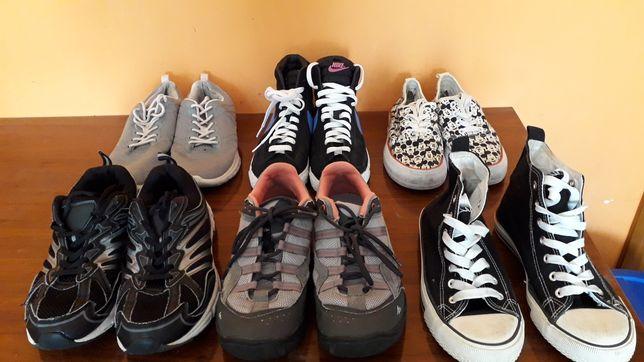Vários calçados n36 /37/38