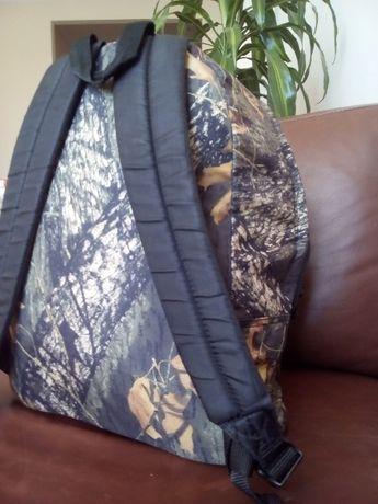 Рюкзак универсальный функциональный стильный водостойкий легкий хаки