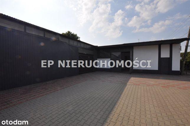 Hala/Magazyn, 580 m², Rędziny