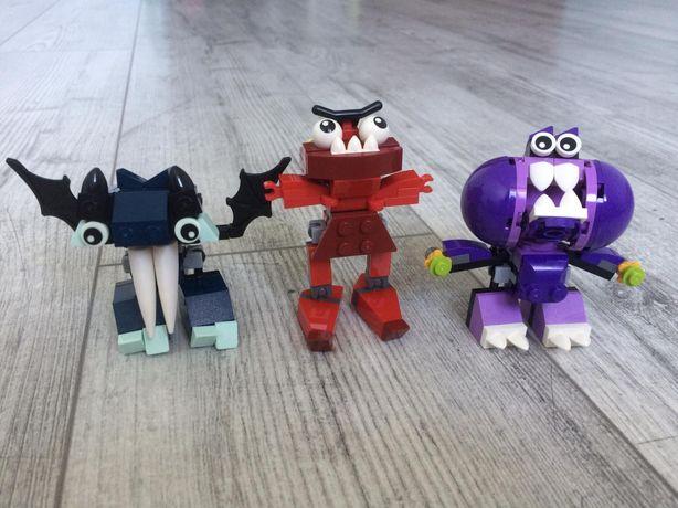 Klocki Lego Mixels