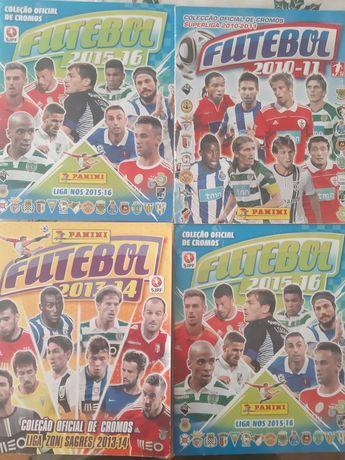 Cadernetas liga portuguesa