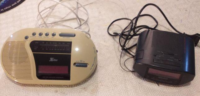 2 Radios despertadores