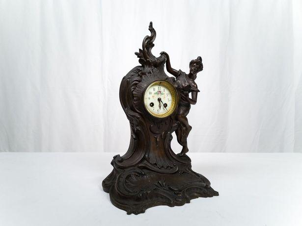 Relógio clássico antigo - século XIX