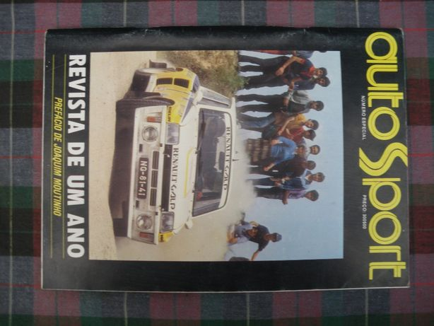 Autosport - Anuário 1986