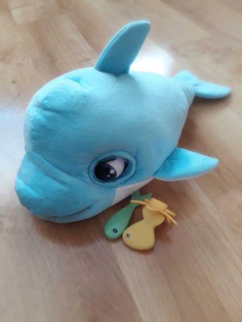 Delfinek blu blu zabawka interaktywna
