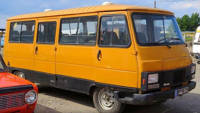 Автобус пассажирский. Пежо Карсан Peugeot j9