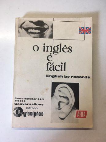 Livro - O Inglês é Fácil