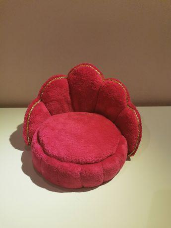 Fotel dla barbie