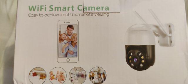 Kamera obrotowa zewnętrzna IP WiFi 1080 p (full hd) do 64GB
