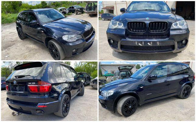 Разборка BMW X5 E70 капот бампер Розборка БМВ Е70 Шрот Запчасти Фара