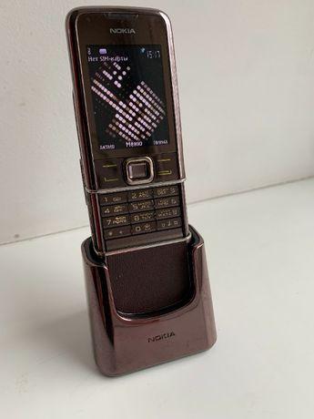 Nokia 8800e-1 Sapphire Arte Brown