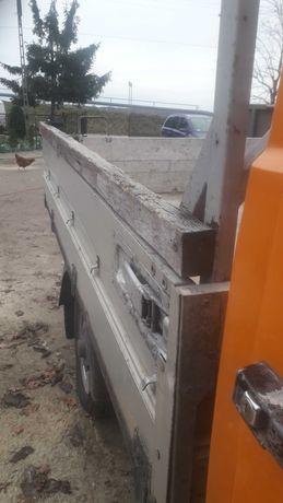Paka burty aluminiowe  Lublin
