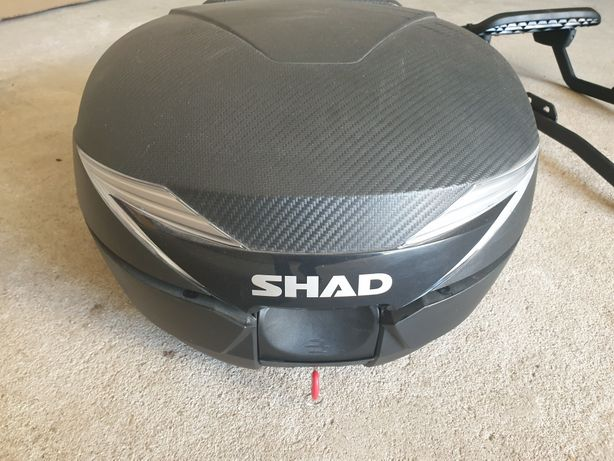 Top case shad39 mais suporte