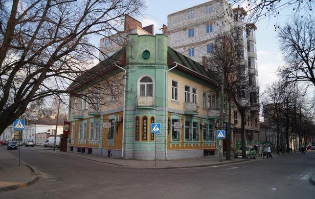 Приміщення в центрі міста 220 м.кв.