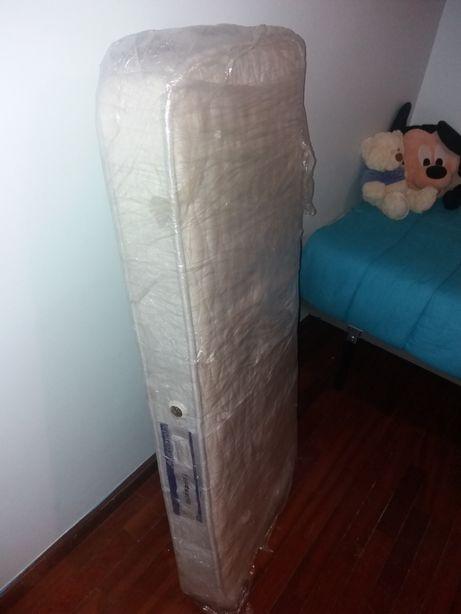 colchão euromola bebespring 118x055