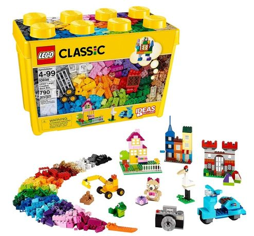 Lego Classic 10698 Large Creative Brick Box Лего Классик Классік
