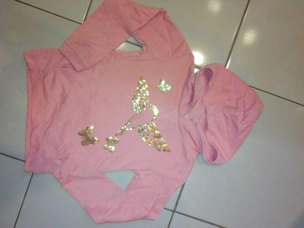 Bluza dziewczęca rozm 122-128 firmy H&M