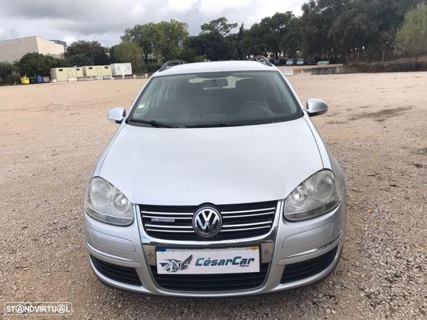 VW Golf Variant 1.9-tdi
