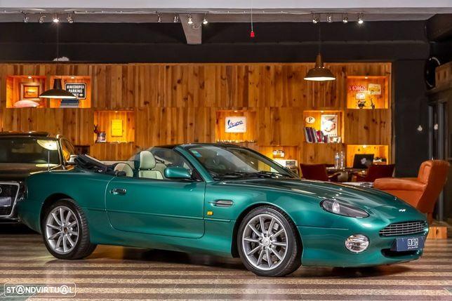 Aston Martin DB7 Vantage Cabrio Volante
