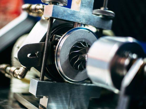 Ремонт турбин. Ремонт турбокомпрессоров. Установка турбин. Реставрация